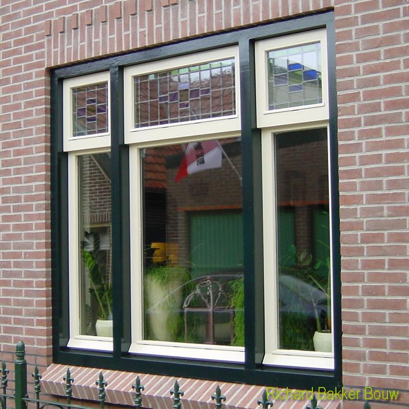 Richard bakker bouw den oever en schagen noord holland - Keuken glas werkplaats ...
